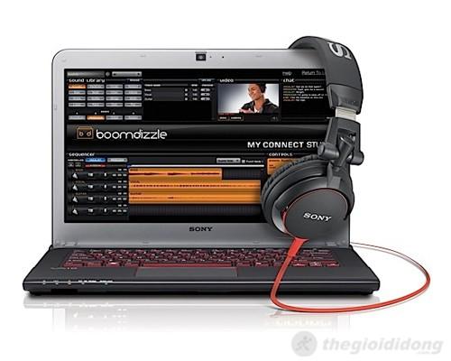 """Sony Vaio SVE 15112FX với công nghệ """"xLOUD"""" và """" Clear Phase"""""""