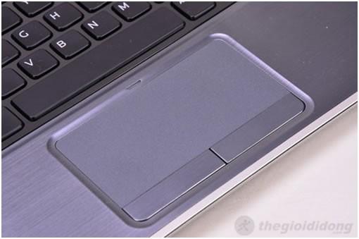 Touchpad đa điểm có độ chính xác cao