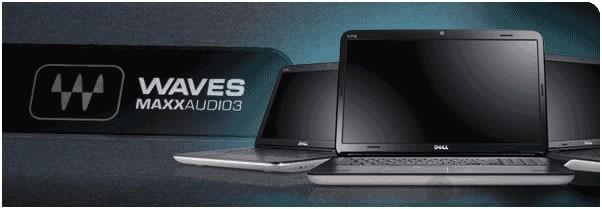 Công nghệ âm thanh MaxxAudio được tích hợp trên sản phẩm