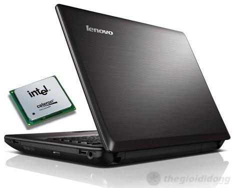Lenovo G480 sở hữu cấu hình rất khiêm tốn