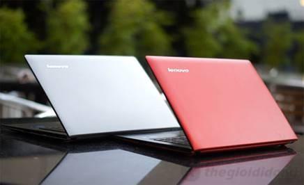 Lenovo S400 có thiết kế tương tự  như Ultrabook