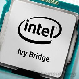 Chip xử lý Intel thế hệ thứ 3 trên  máy