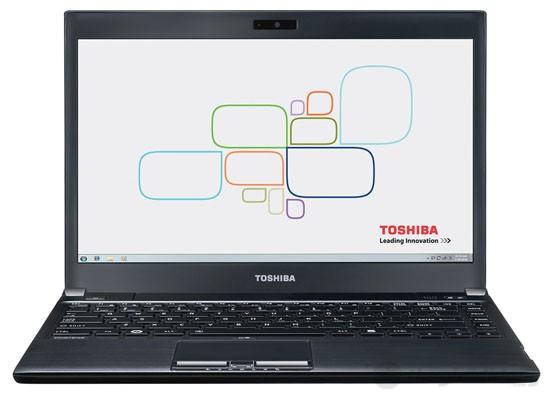 Màn hình Toshiba Portege R930 hiển thị tốt ở mọi góc nhìn