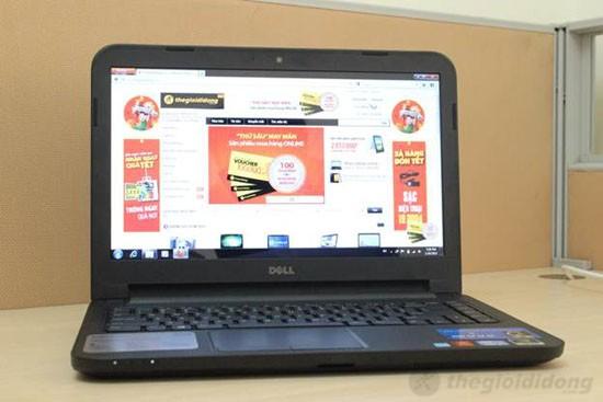 Dell Inspiron 14 N3421 – mạnh mẽ với card Nvidia GT 640M 2GB