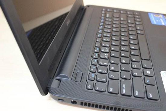 Thiết kế thông minh tận dụng mọi khoảng không gian của Dell Inspiron 14 N3421