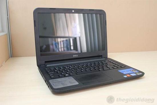 Dell Inspiron 14 N3421 có thiết kế trông rất chắc chắn
