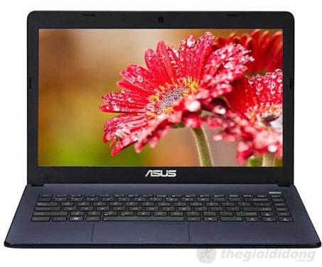 Asus X401A 2372G50 có cấu hình phần cứng khá tốt