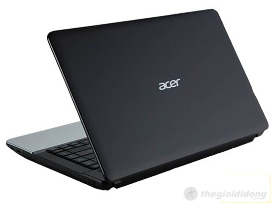 Acer Aspire E1 431 - Màu đen khỏe khoắn
