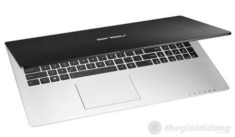 Asus S500CA được trang bị ổ SSD song song với ổ HDD dung lượng lớn