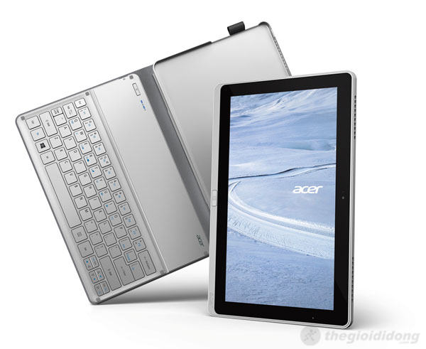 Acer Aspire P3 171 sự kết hợp giữa tablet và ultrabook