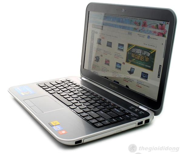 Dell Inspiron 5420 53214G50G được trang bị màn hình rộng 14 inch