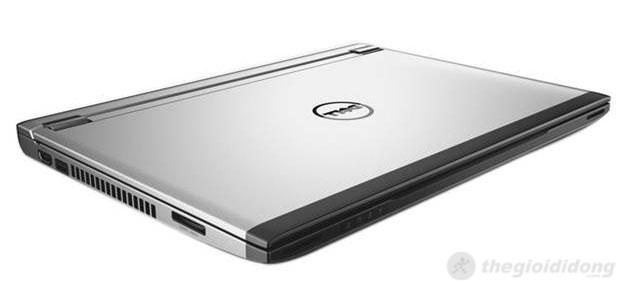 Các góc cạnh của Dell Latitude 3330 được thiết kế dứt khoát, mạnh mẽ