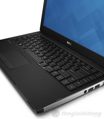 Hài lòng ngay lần đầu chạm vào bàn phím và touchpad của Dell Latitude 3330
