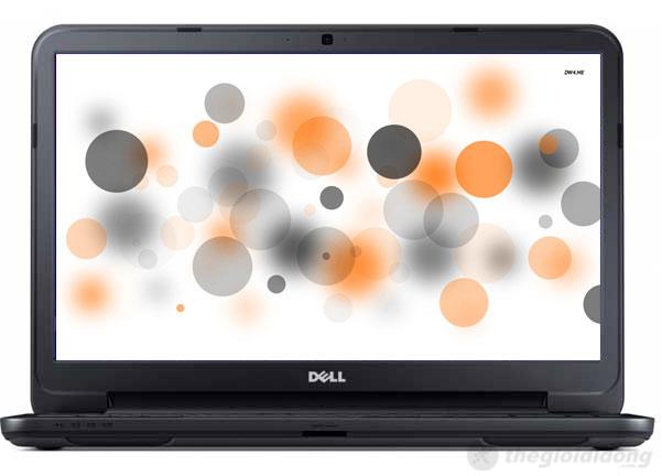 Dell Inspiron 3521 2372G50 cho hình ảnh sắc nét
