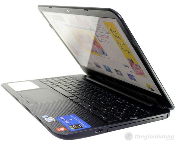 Dell Inspiron 3521 2372G50 hoạt động êm ái và mạnh mẽ