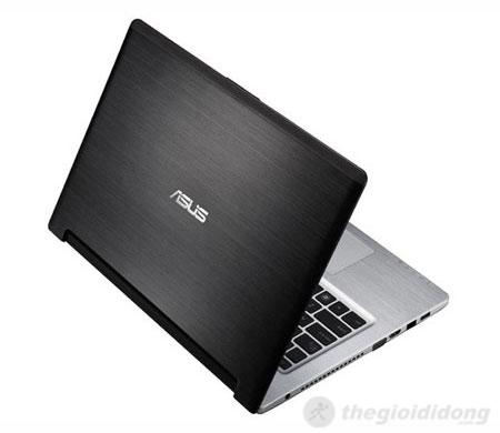 Thiết kế của ASUS A46CA 2362G50 cực kỳ sang trọng