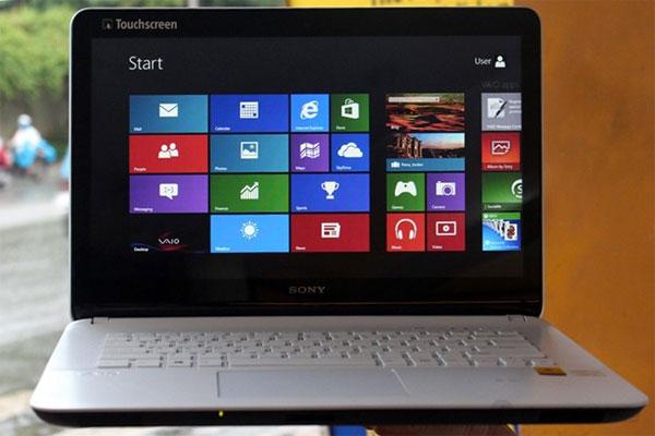 Sony Vaio Fit 14E là chiếc laptop giá tốt, cấu hình tốt