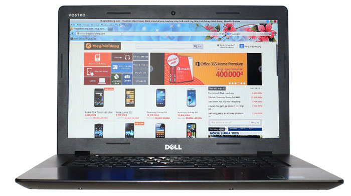Dell Vostro 5560 Display