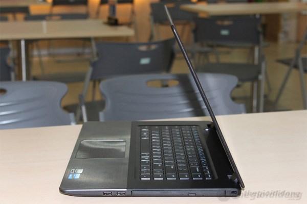 Dell Vostro 5560 không hỗ trợ bàn phím số