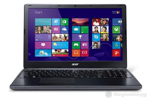 Acer Aspire E1 572 Performance