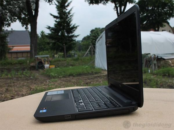 Dell Inspiron 3521 khá khỏe về mặt đồ họa với card màn hình rời