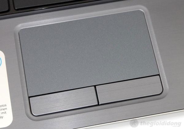 Dell Inspiron 5537 Touchpad thông minh hơn