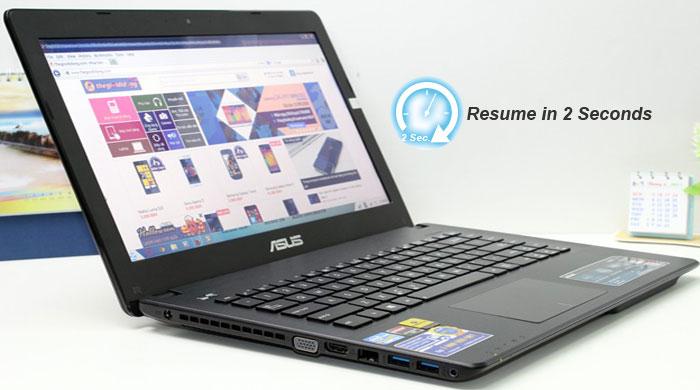 Phần Touchpad của máy được đánh giá cao