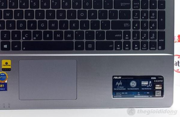 Công nghệ Instant On giúp X550LC có thể duy trì đến 15 ngày
