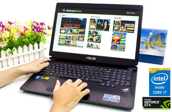 Asus G750JW intel core i7 haswell, NVIDIA GeForce GTX 765M