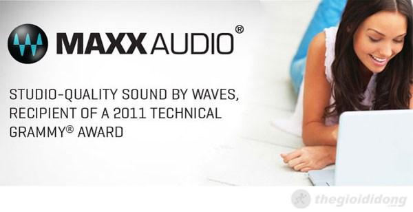 Dell Latitude 3440 công nghệ âm thanh Waves MaxxAudio 4