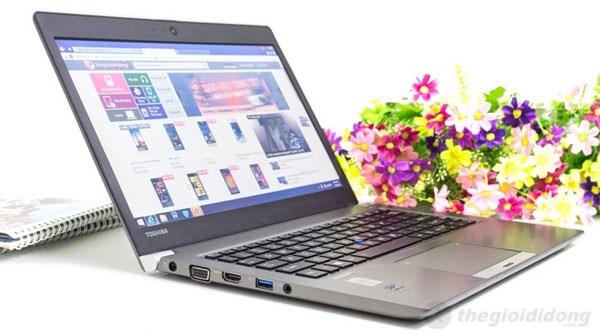 Toshiba Portégé Z30 Intel Haswell Core i7 và SSD 256GB