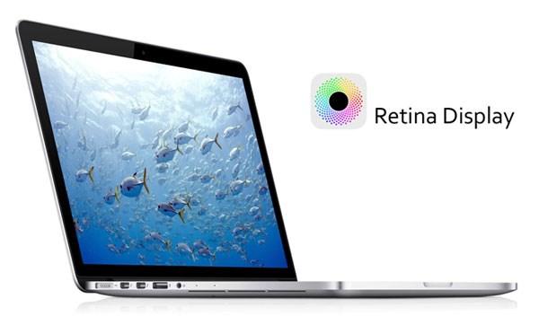 Macbook Pro ME293 màn hình retina