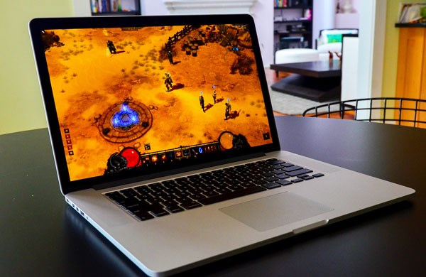 Apple Macbook Pro ME293 intel core i7 haswell, Iris Pro  Graphics 5200