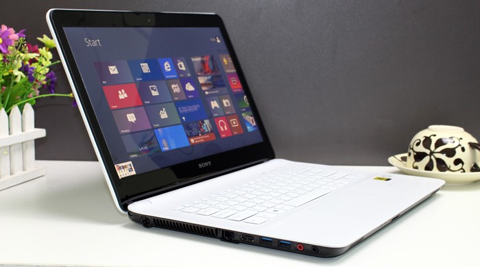 Sony Vaio Fit SVF1421QSG Windows 8