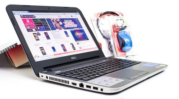 Dell Inspiron 5437 cấu hình mạnh
