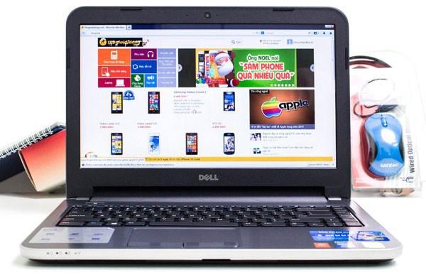 Dell Inspiron 5437 công nghệ hiển thị TrueLife