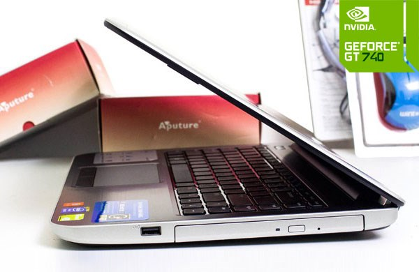 Inspiron 5437 NVIDIA GeForce GT  740M 2GB