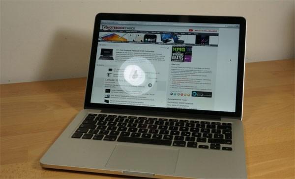 Macbook Pro ME864 màn hình 13.3inch Retina