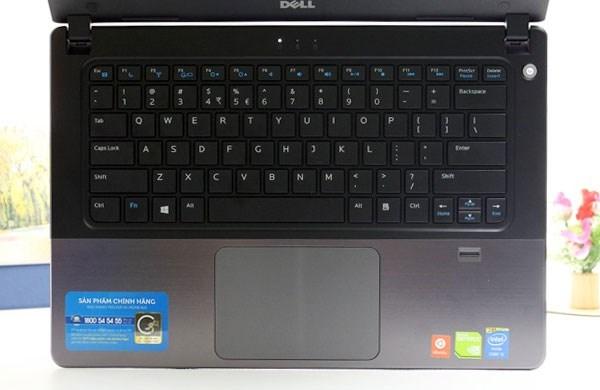 Dell Vostro 5470 quét dấu vân tay