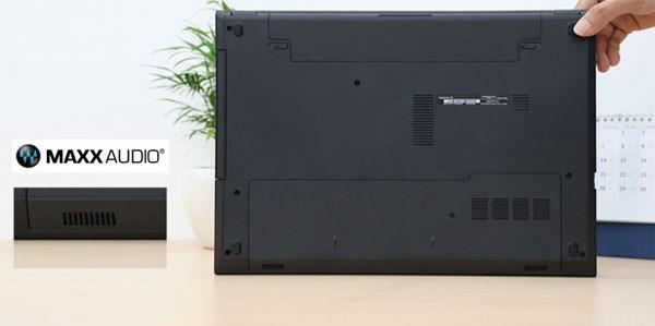 Dell Inspiron 3442 công nghệ âm thanh Waves MaxxAudio