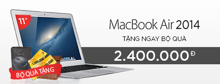 Apple Macbook Air 2014 MD712ZP/B