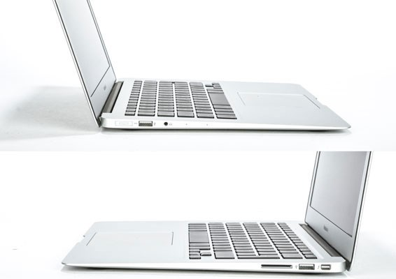 Apple Macbook Air 2014 thunderbolt2, usb 3.0