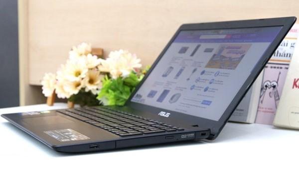 Asus P550LD laptop thời trang, mạnh mẽ