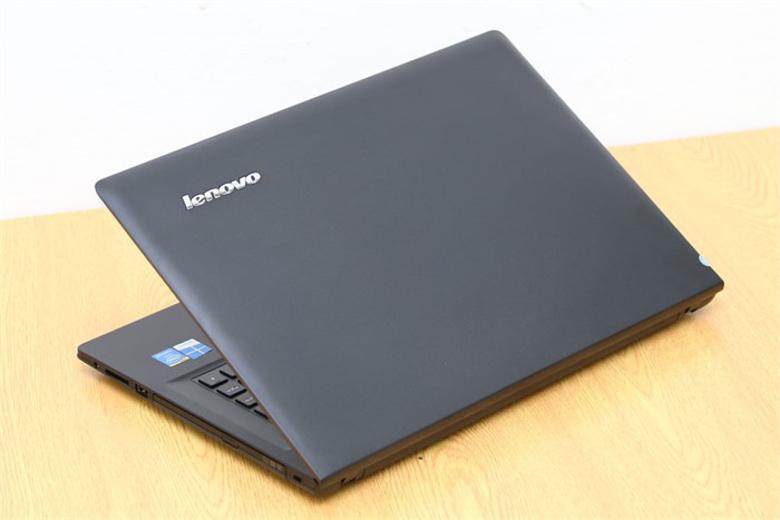 Phong cách mạnh mẽ, chắc chắn đặc trưng của các laptop Lenovo dòng G