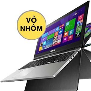 Laptop Asus TP550LD i3 4030U/4GB/500GB/VGA 2GB/Win8.1/Vỏ Nhôm