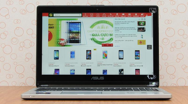 Asus TP500LA i5 4210U/4G/1TB/Win8.1(CJ107H)