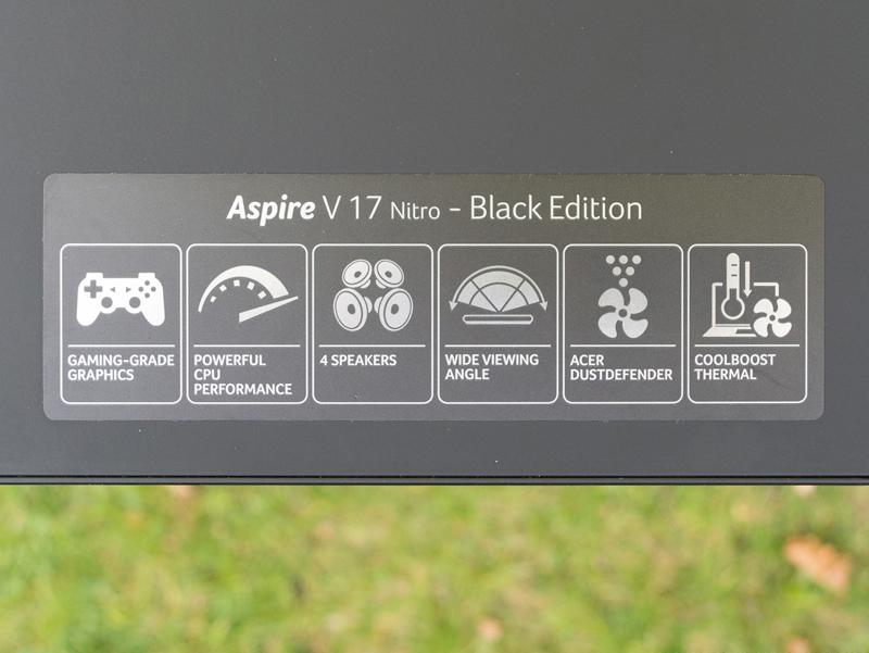 Acer Aspire V17 Nitro VN7-791G