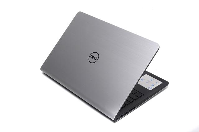 Dell Inspiron 5547 có lớp vỏ sang trọng