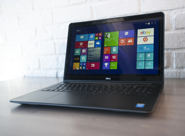 Dell Inspiron 5547 sở hữu màn hình sắc nét