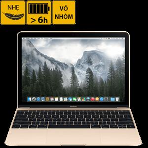 "Laptop Apple Macbook 12"" Core M 1.1G/8GB/256GB/MacOS"